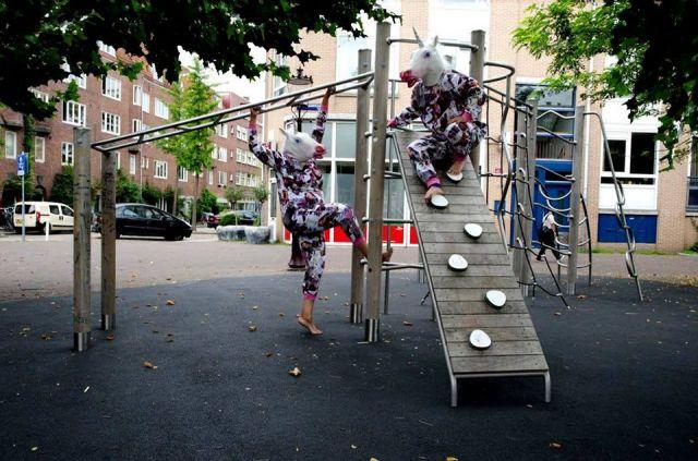 Glenn Wolffs Evocative Sculpture >> Sandberg Instituut