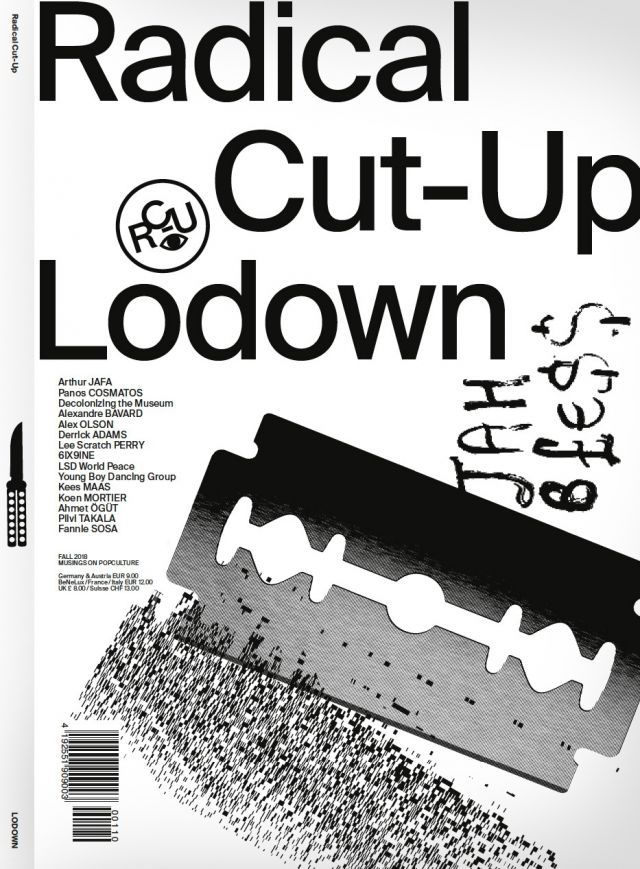 sandberg instituut Street Glide Dash radical cut up directed by lukas feireiss guest edited and designed an issue of the contemporary arts and culture quarterly lodown magazine on the topic of